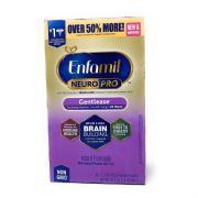 NeuroPro Gentlease Infant Formula Milk based Powder w/ Iron -