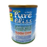 Pure Bliss Fresh Milk from Grass-Fed Cows Toddler Drink with Probiotics, 12-36 Months,   -