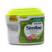 For Spit-Up Infant Formula Powder w/ Iron for 0-12 Months -