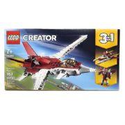 LEGO Creator Futuristic Flyer Item # 31086 -