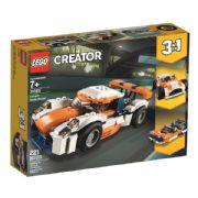 LEGO Creator Sunset Track Racer Item # 31089 -