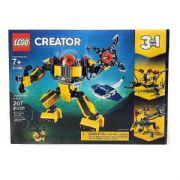 LEGO Creator Underwater Robot Item # 31090 -