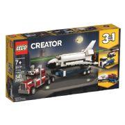 LEGO Creator Shuttle Transporter Item # 31091 -