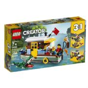 LEGO Creator Riverside Houseboat Item # 31093 -