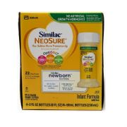 NeoSure Infant Formula w/ Iron for Babies Born Prematurely -