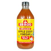Unfiltered Apple Cider Vinegar Organic Raw -