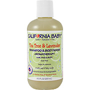 Tea Tree & Lavender Shampoo & Bodywash -