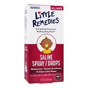 Saline Spray / Drops -