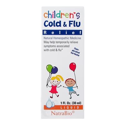 Children's Cold & Flu -