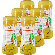 Superfood Puffs: Banana & Pumpkin Puffs Case Pack -