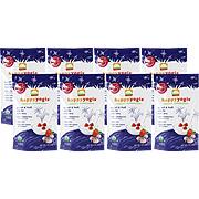 Organic Yogis Freeze Dried Yogurt & Fruit Snacks Mixed Berry Yogis Case Pack -