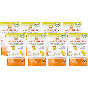 Organic Yogis Freeze Dried Yogurt & Fruit Snacks Banana Mango Yogis Case Pack -