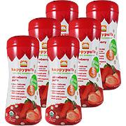 Superfood Puffs: Strawberry & Beet Puffs Case Pack -