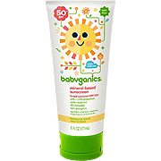 Mineral-Based Sunscreen 50+SPF -