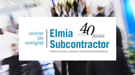 Elmia Subcontractor 2015