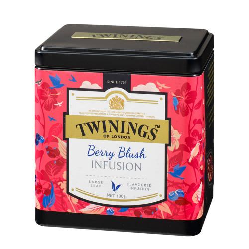 鉑金系列-胭脂莓果茶散茶(100g)
