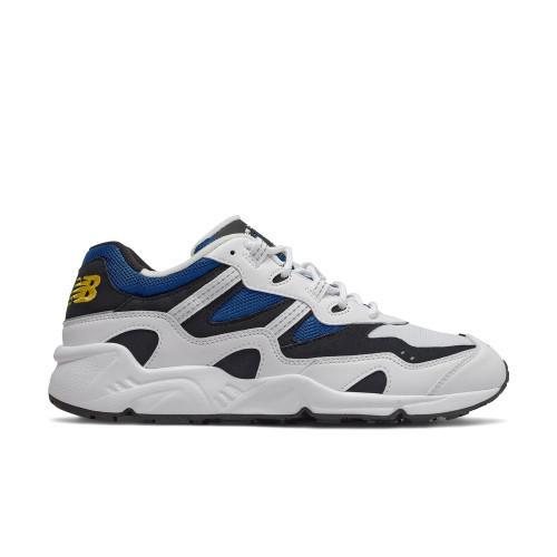 850系列 復古休閒鞋 D楦 中性鞋 藍色 (ML850YSC)