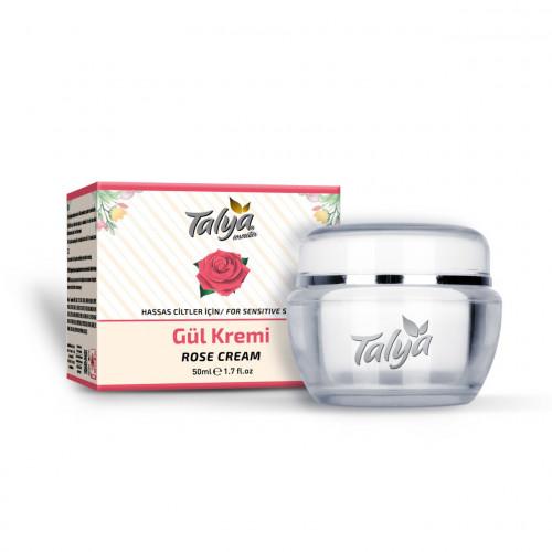 Talya 大馬士革玫瑰乳霜 50ml