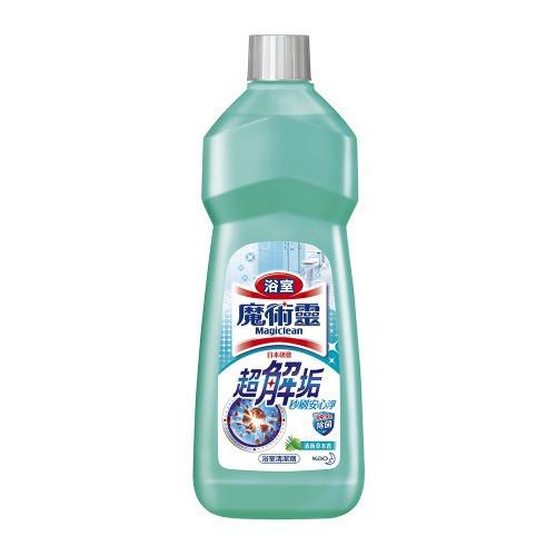 魔術靈 浴室清潔劑 清新草本經濟瓶 500ml