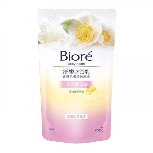 Biore淨嫩沐浴乳 優雅山茶花香 700g