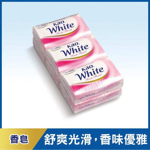 花王香皂 清新花香130g*6入
