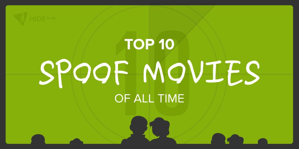 Top 10 Best Spoof Movies
