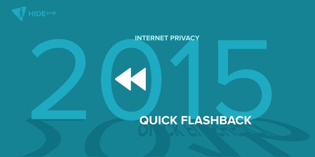 Internet Privacy in 2015