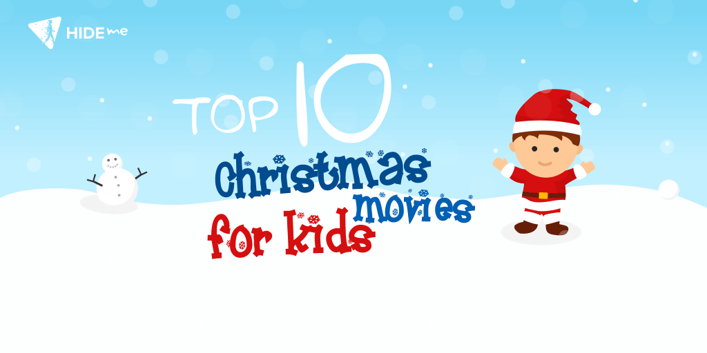 Top christmas movies for kids