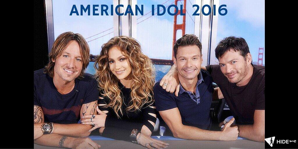 Watch American Idol 2016 Online