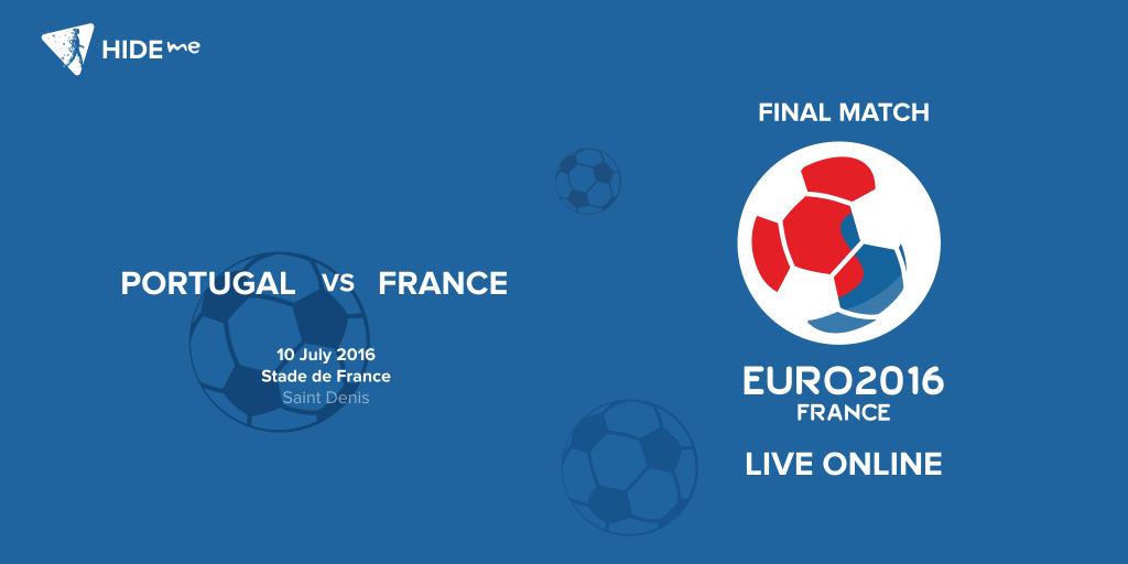 UEFA Euro 2016 Final Live Online