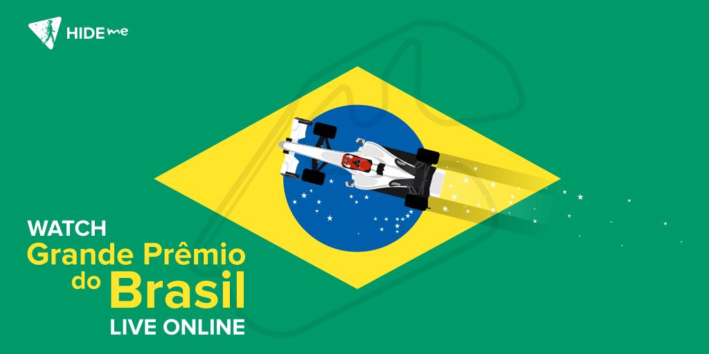 Brazilian GP Live Online