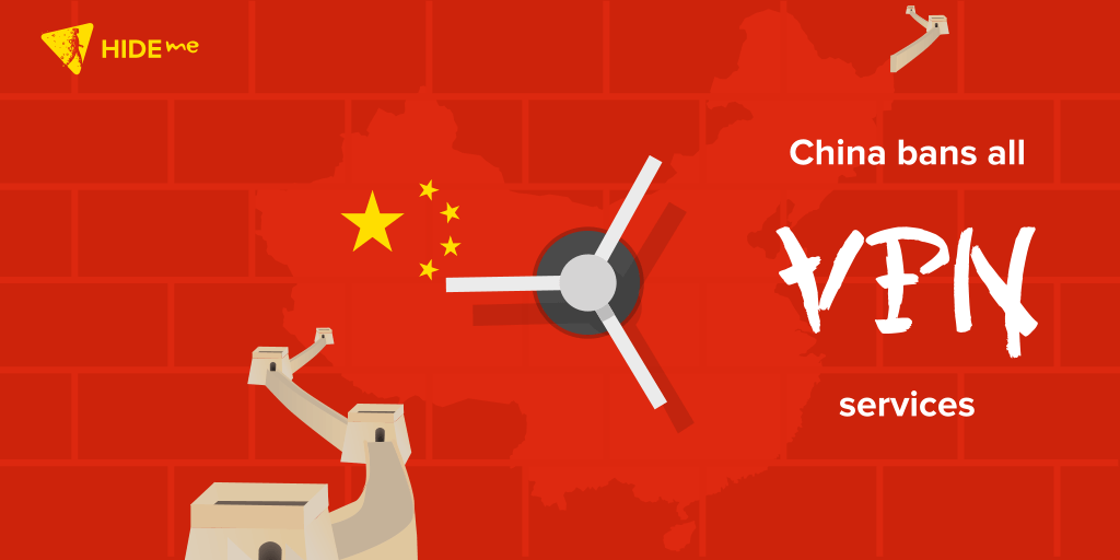 China Bans The Use Of Unauthorized Vpn Services To Bypass Great Firewall