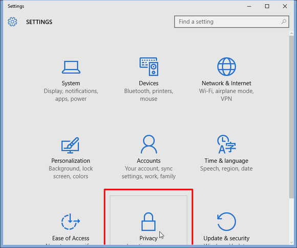 How to disable a Keylogger in Windows 10
