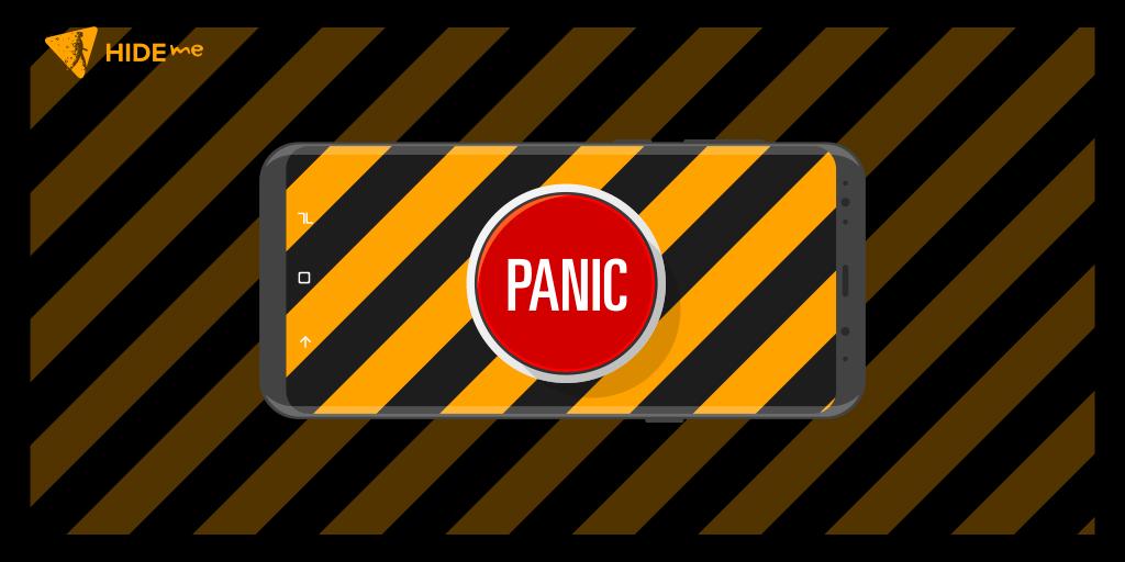 Google's Panic Button