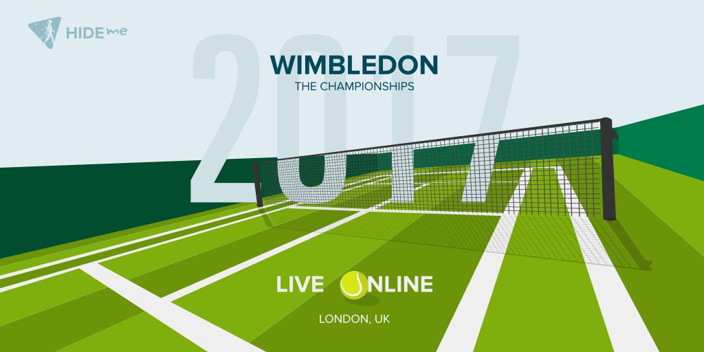 Wimbledon Tennis Championship Live Online