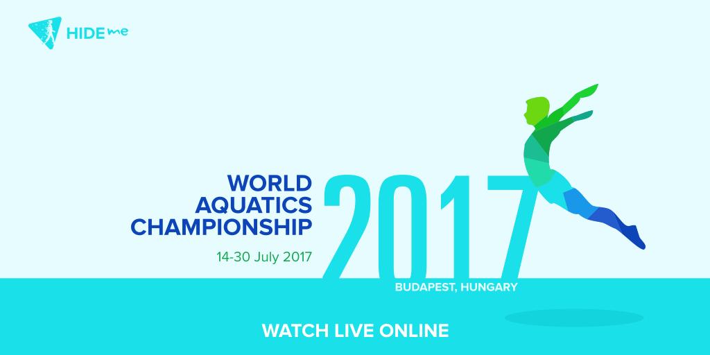 FINA World Aquatics Championship Live Online