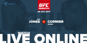 Cormier vs. Jones 2 Fight Live Online