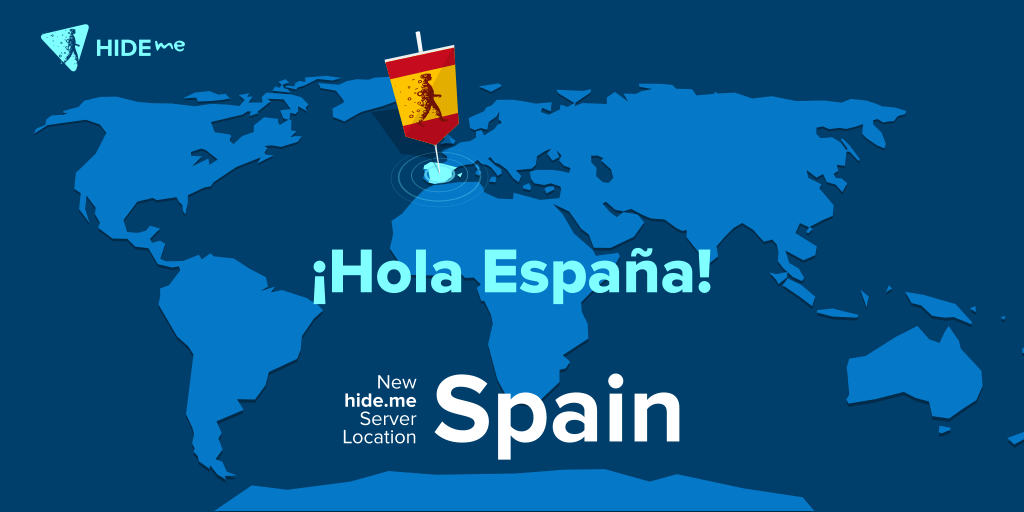 Spain Server Location