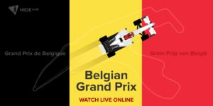 Belgian Grand Prix live online
