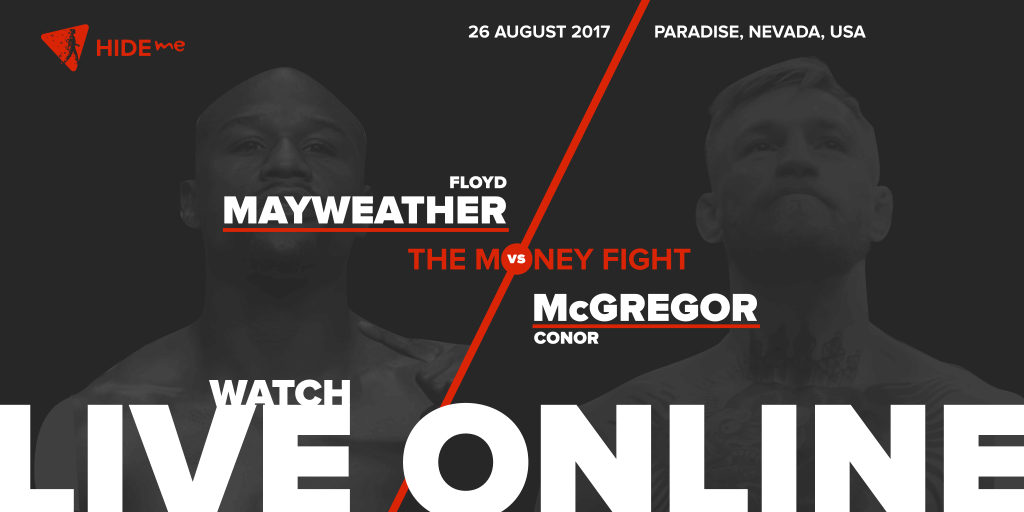 Floyd Mayweather V Conor Mcgregor Fight Live Online