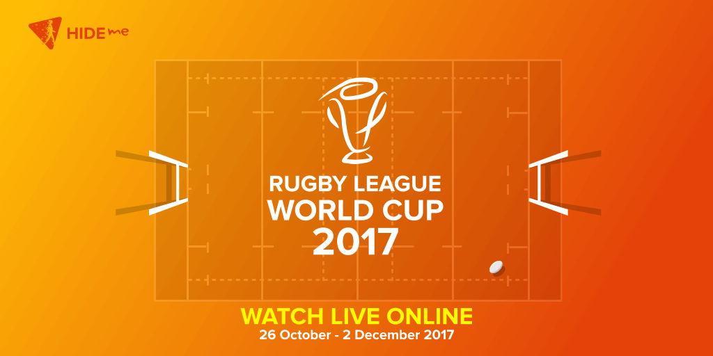 Rugby League World Cup Live Online