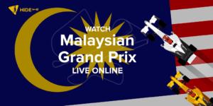 Malaysian Grand Prix Live Online