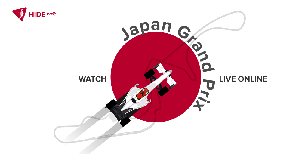 Japanese Grand Prix live online