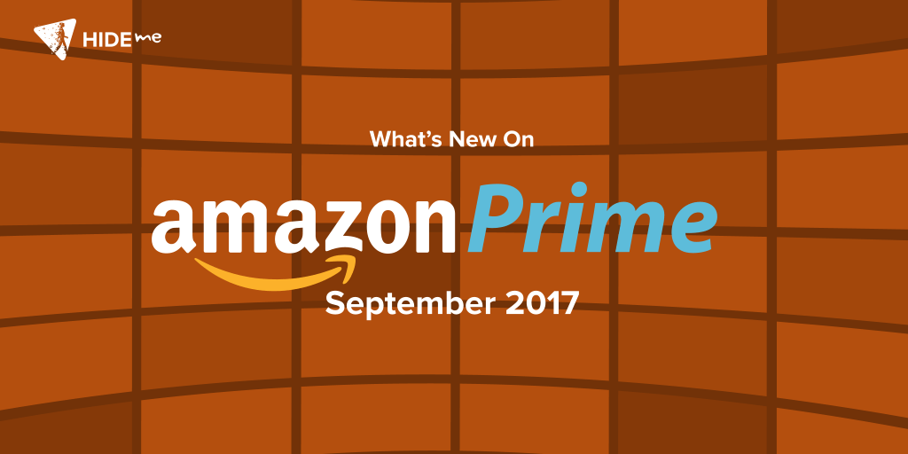 What's coming on Amazon Prime in September