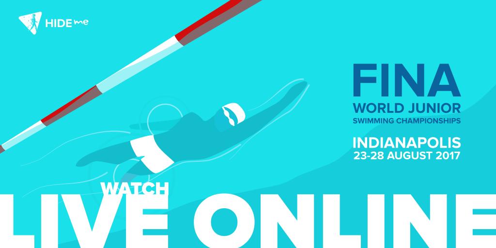 FINA World Junior Championship Live Online