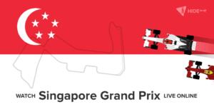 Singaporean Grand Prix live online