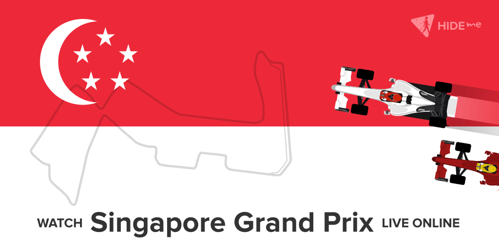 Singaporean Grand Prix live online
