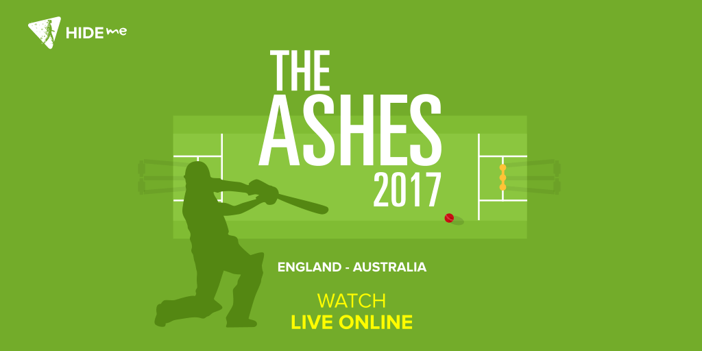 Ashes Series Live Online