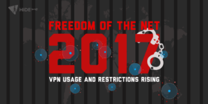 Freedom on the Net 2017 report
