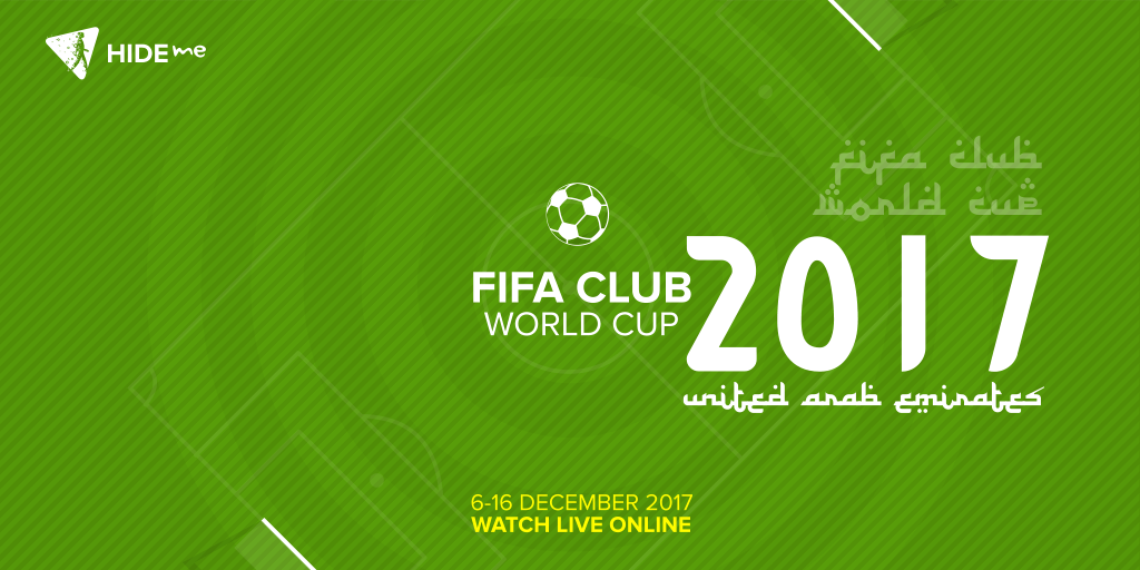 FIFA Club World Cup live online